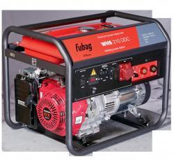 Fubag WHS 210 DDC, электростанция сварочная, 230А, 5 мм, 112кг, постоянный ток
