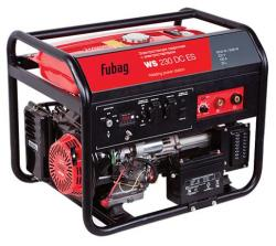 Fubag WS 230 DC ES электростанция сварочная, 230А, 5 мм, 112кг, пост. ток, элст.