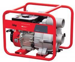 Fubag PG 950T мотопомпа, 5.1кВт, 1300л/мин, 26м, 40кг, для грязной воды