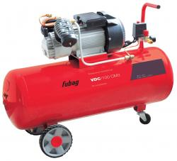 Fubag VDC/100 CM3 компрессор, 220В, 360л/мин, 8бар, ресивер 100л, 60кг