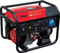 Fubag BS 6600 A ES электростанция, 5.7кВт, 87кг, электростартер, возможность авт